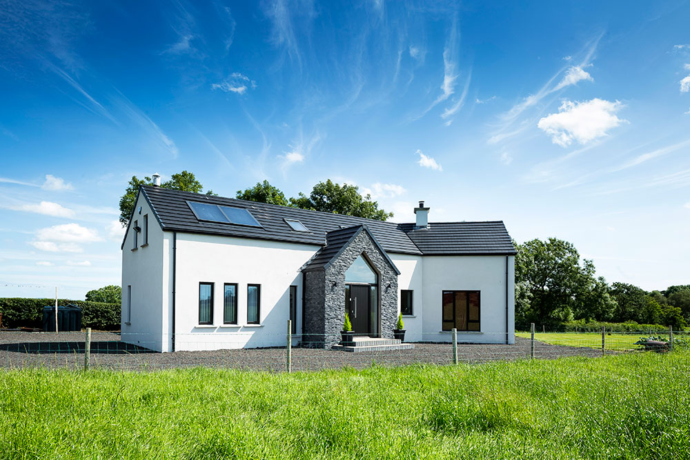 Timber Frame Houses Ireland