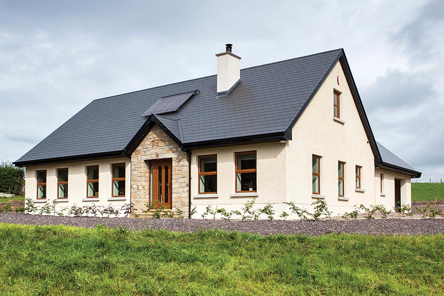 Passive house costings