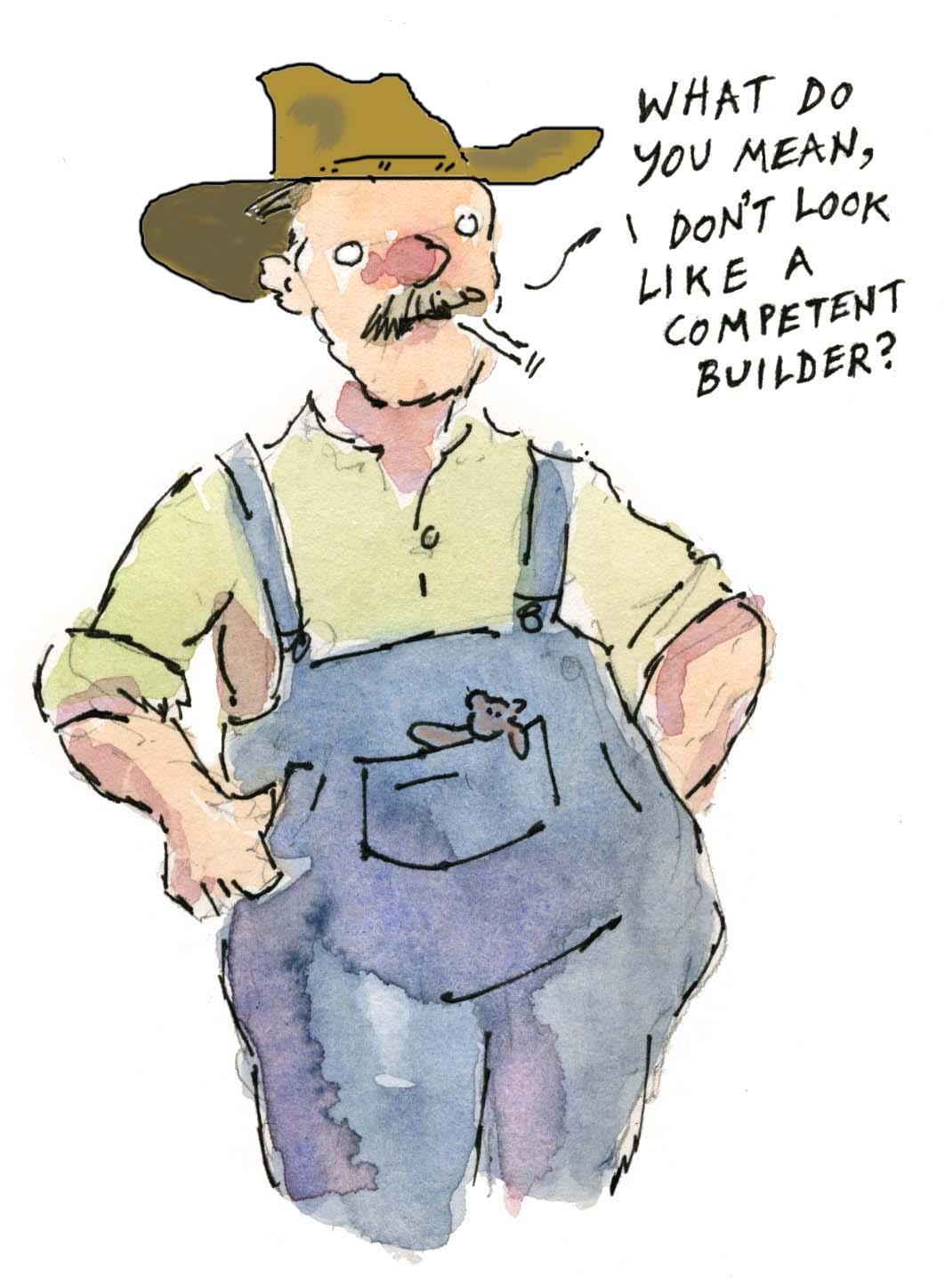 builder cowboy