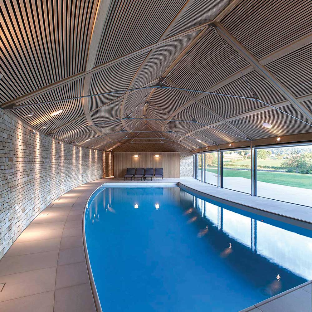 Splashing Out On A Swimming Pool Selfbuild