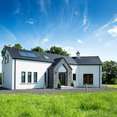 For Rodney And Emma McKay Of Co Down Building A Traditional Bungalow Was Out The Question Result Is Very Different Indeed To What Youd