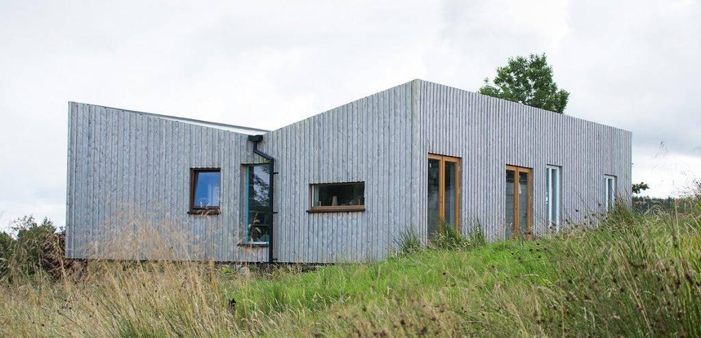 House on Stilts - SelfBuild
