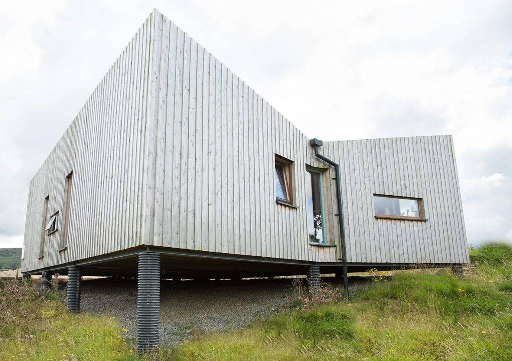 House On Stilts Selfbuild