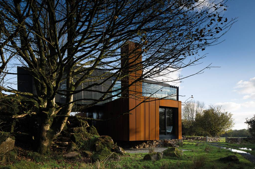 Container House In Northern Ireland
