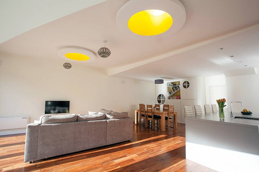 Extension With An Open Plan Kitchen