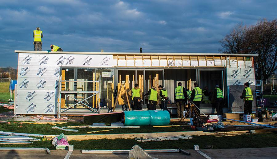 Full Steam Ahead Shipping Container Home In Ireland