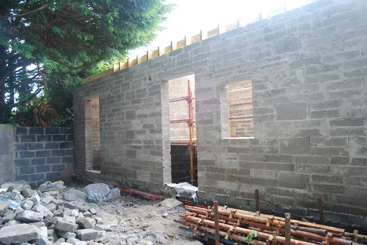 Connecting An Extension To An Existing House Timber Frame