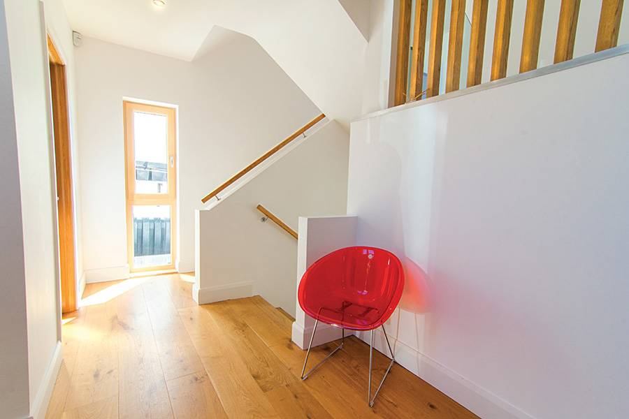 A Contemporary Home Is What Julie And Robert Sturgeon Of Co Galway Always Dreamed