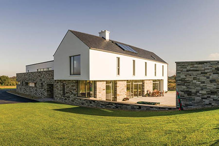 Being Close To Your Family Is One Thing, Itu0027s Quite Another To Let Them Build  Your House! David And Mary McDonagh Of Co. Mayo Did Just That, ...