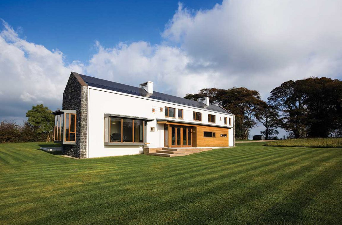 A Countryside Carbon Neutral Home