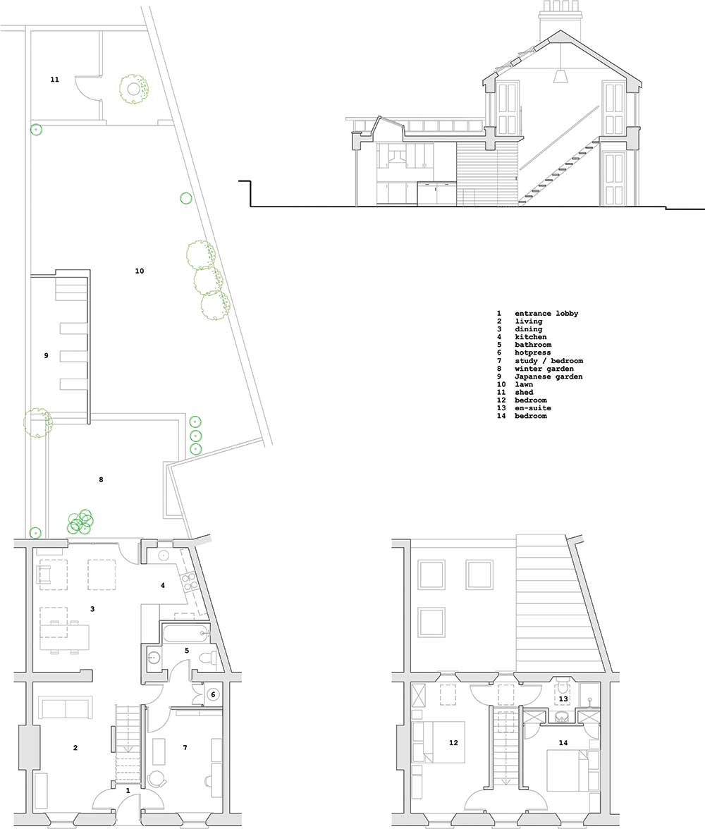 Diy self build in carlow for Diy architectural drawings
