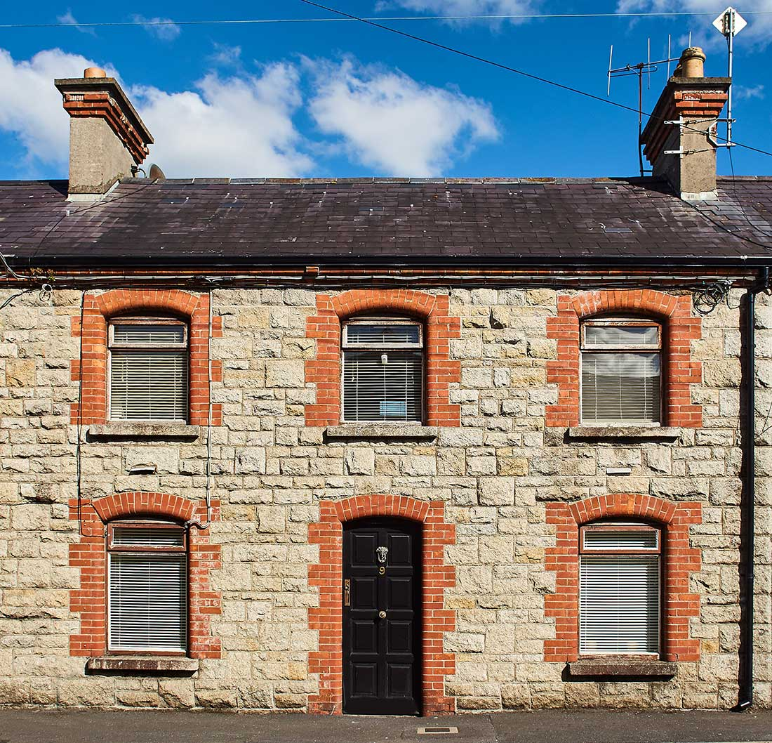 Average Cost Of Rewiring A Terraced House Diy Self Build In Carlow