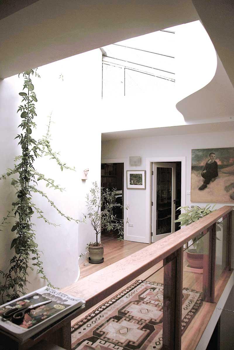 Designer hypermodern home