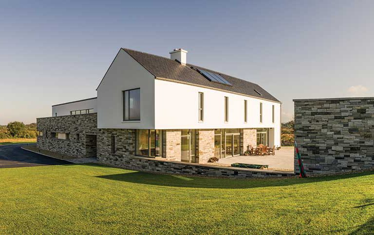 & Top tips when building with stone