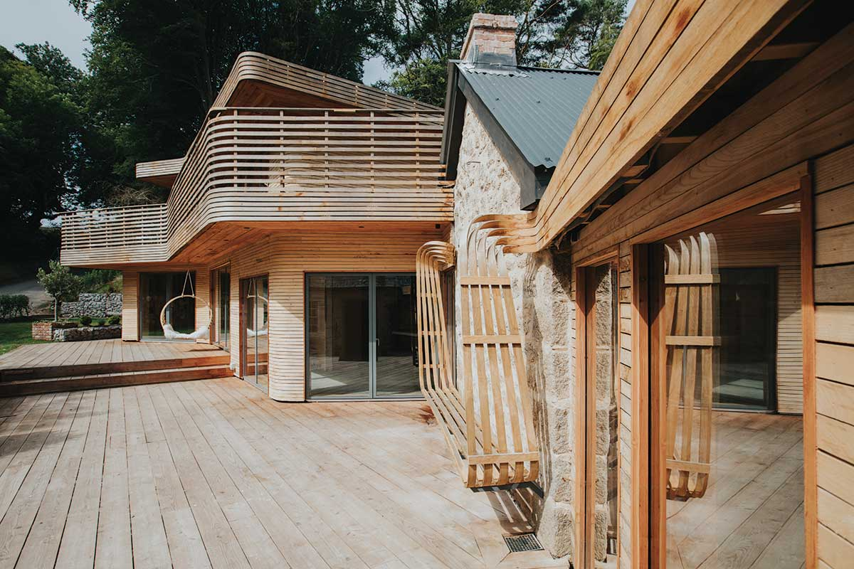 Timber frame explained