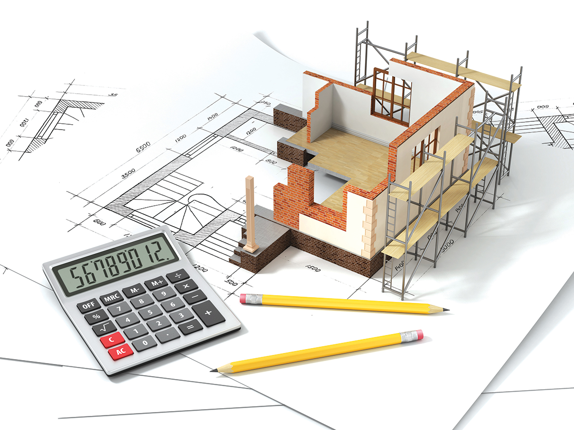 Build cost calculators for Cost of new construction