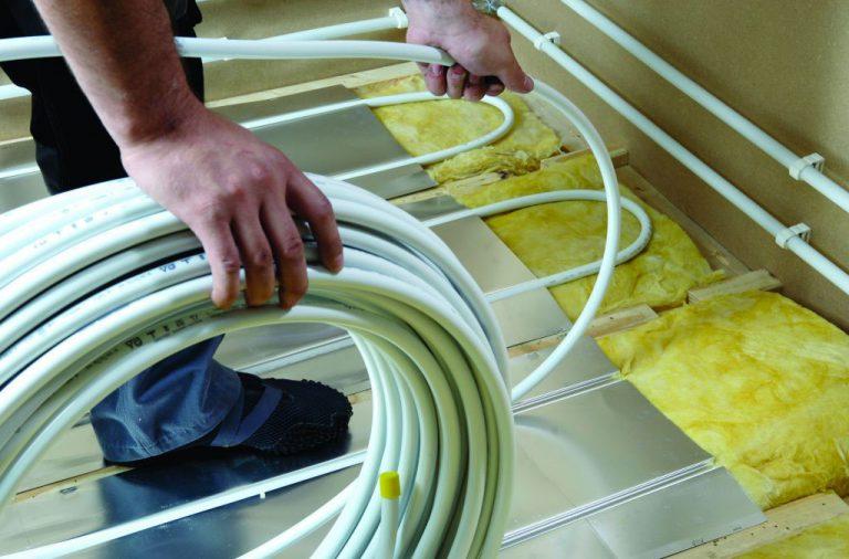 Piping Hot: Underfloor Heating