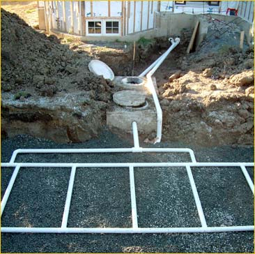 Wastewater system maintenance