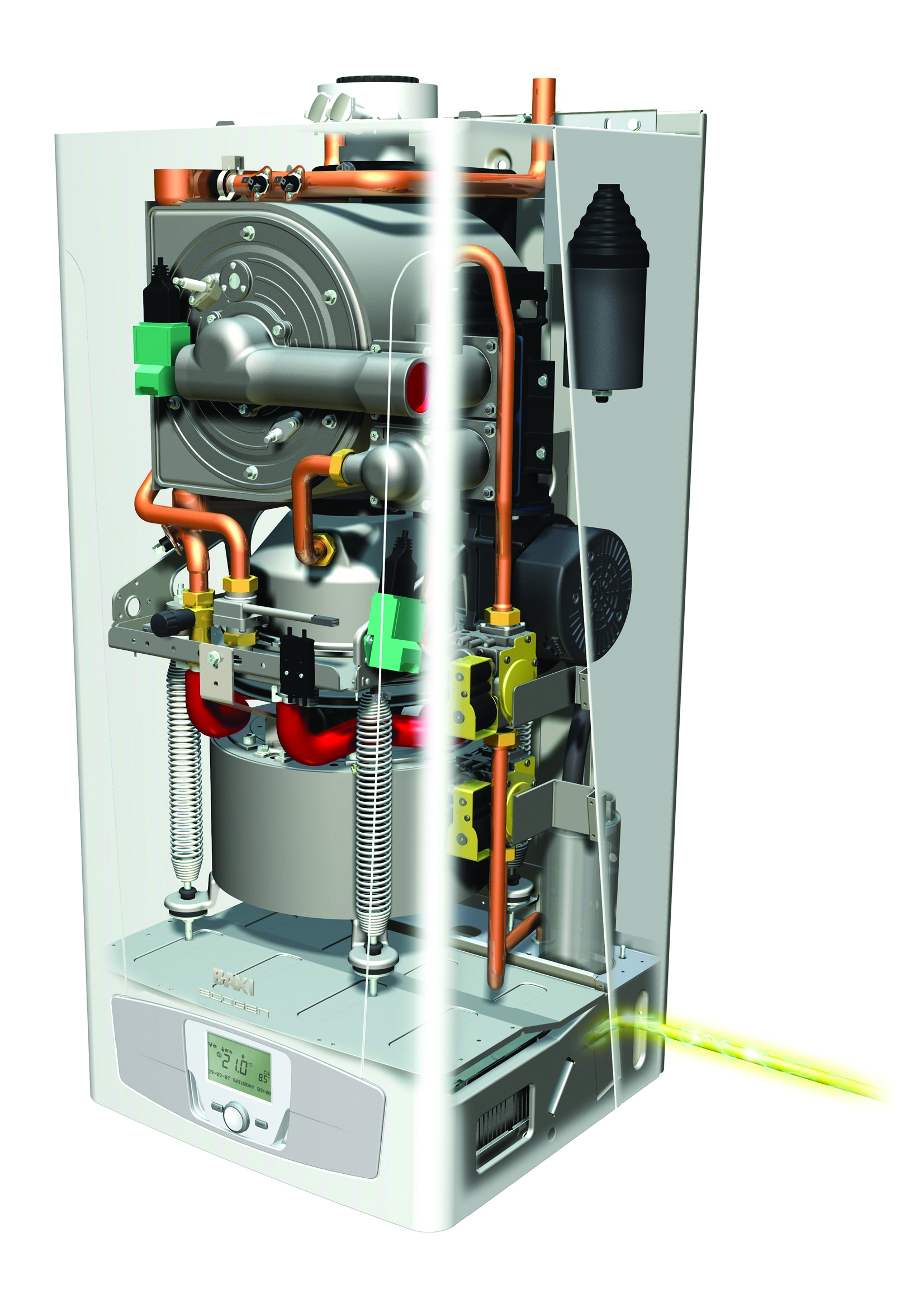 Heating and hot water systems - SelfBuild