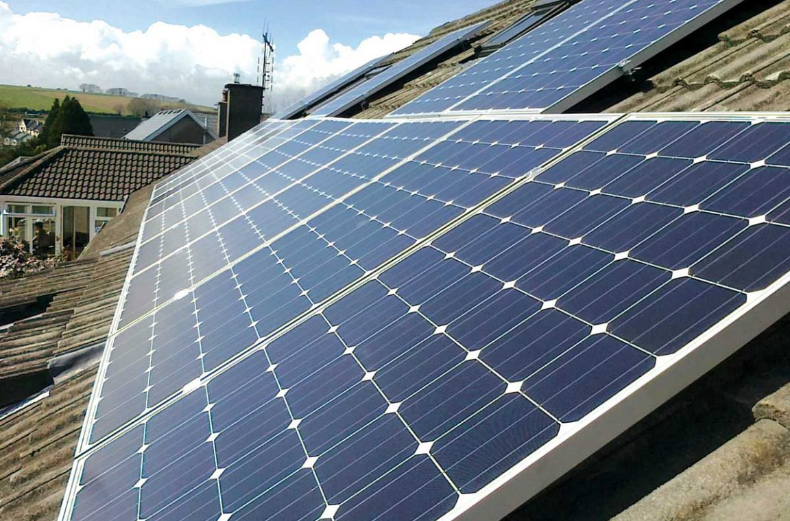 The Low Down On Solar Panels