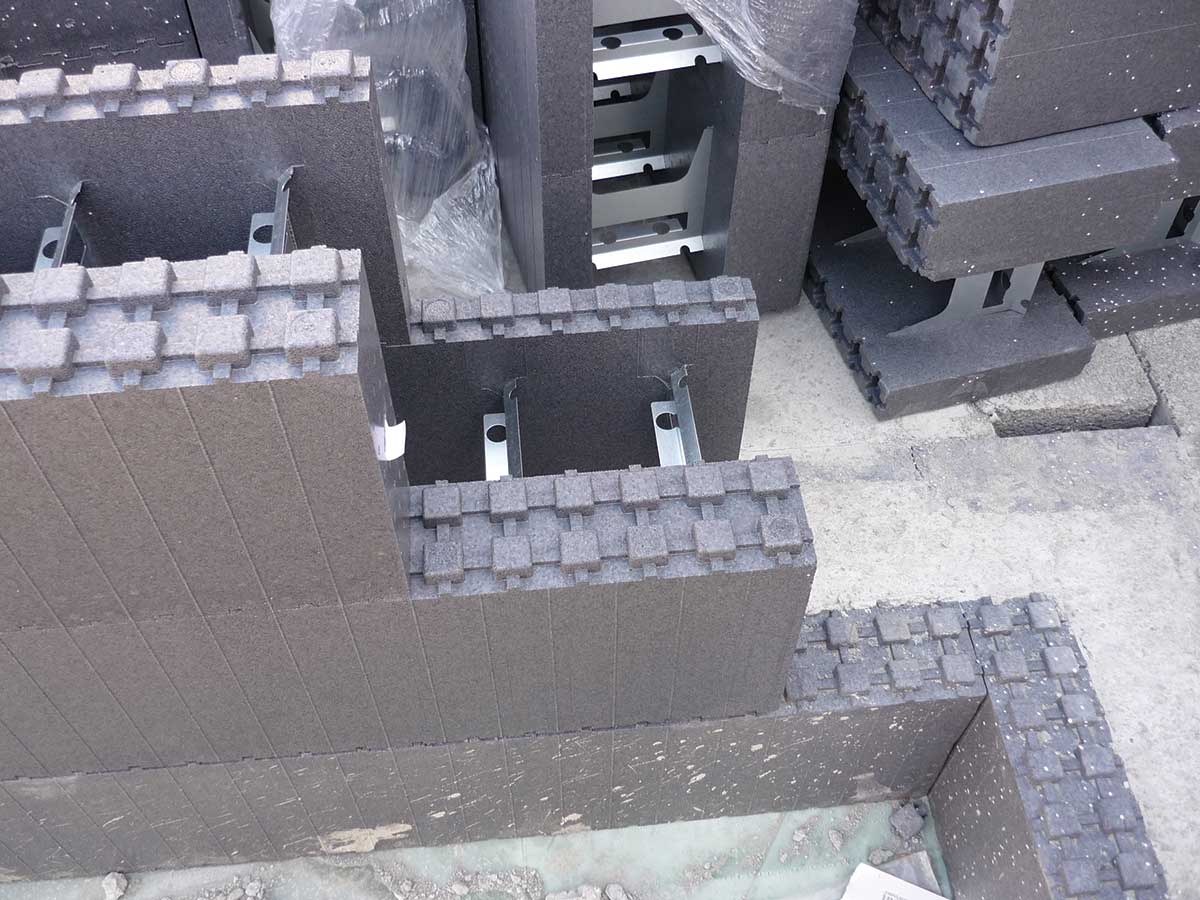 Insulating Concrete Formwork Explained