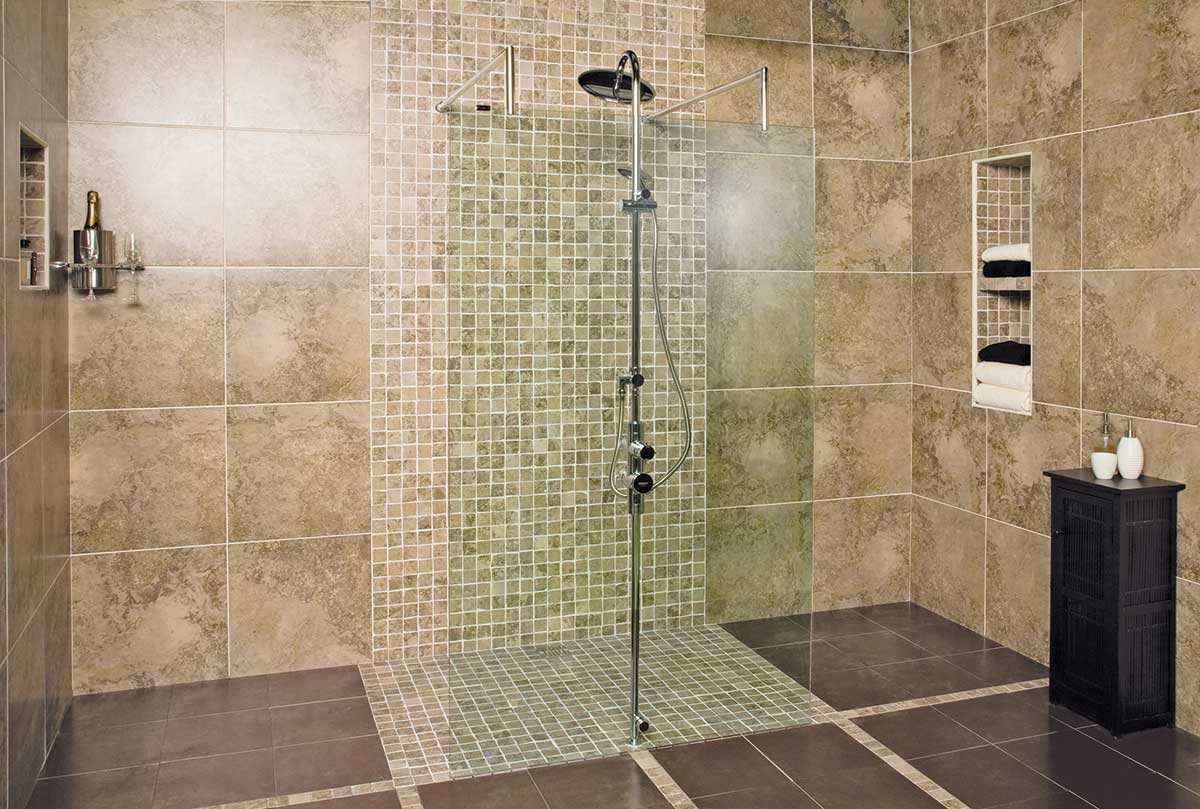 An Intro To Walk In Showers